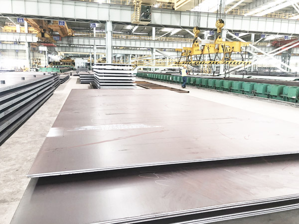 ASME SA572 Grade 42 [290] low alloy steel supplier