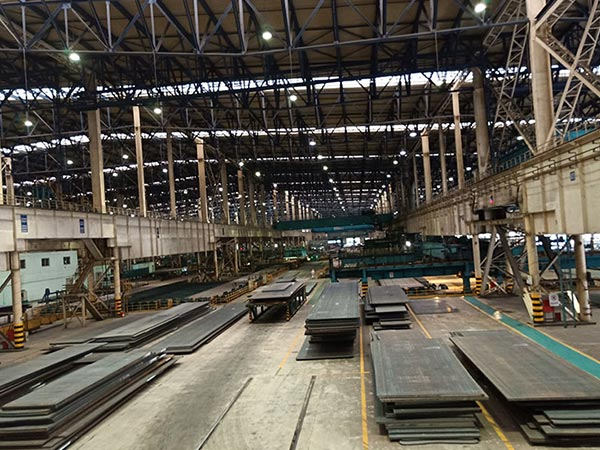 BBN SA572 Grade 60 [415] structural steel bar are approved by European standard certification