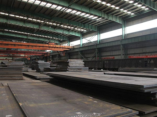 Low price structural steel asme sa572 plate