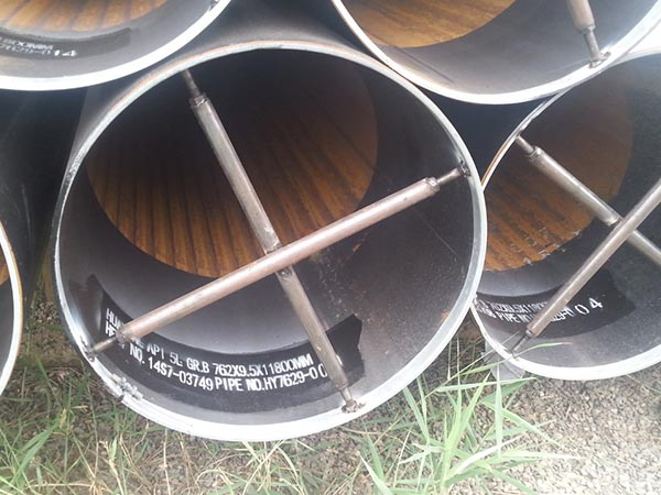 Standard size hot rolled SA572 and SA588 low alloy steel stock resources