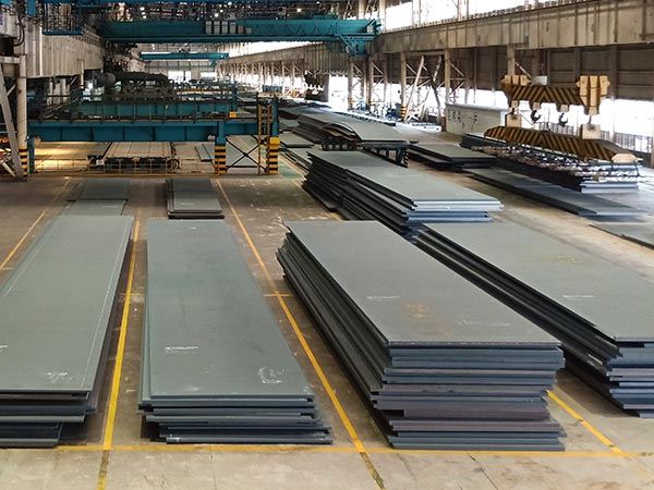 structural steel asme sa572 plate has a good market prospect